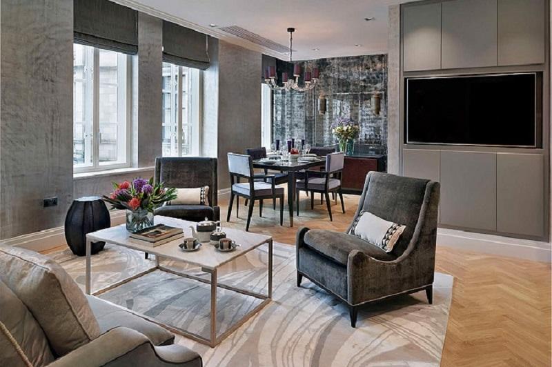 thiết kế nội thất chung cư phù hợp