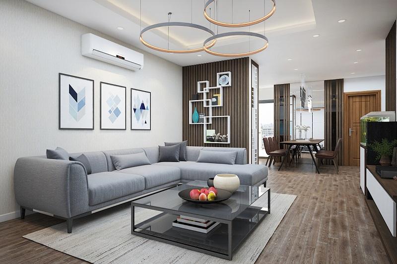 Ưu điểm của các mẫu thiết kế chung cư hiện đại
