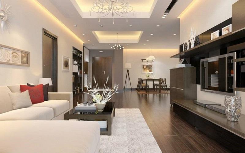 Nguyên tắc thiết kế nội thất chung cư hiện đại cần lưu ý