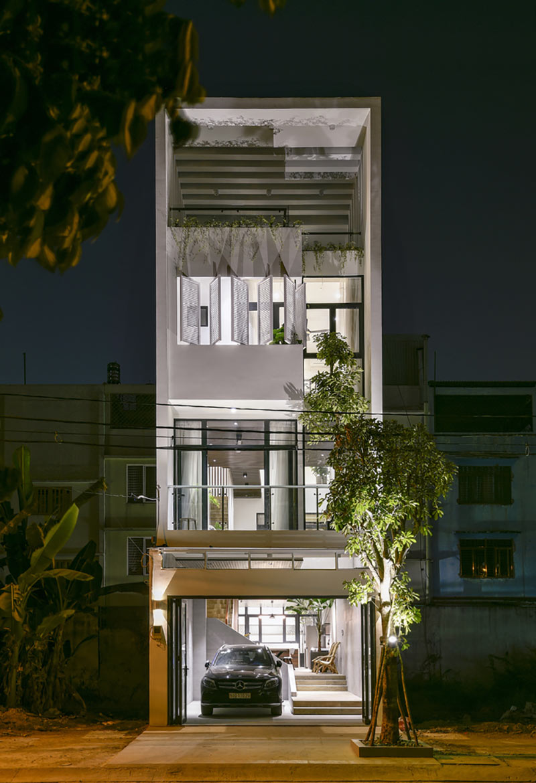 Thiết kế nhà phố có diện tích nhỏ