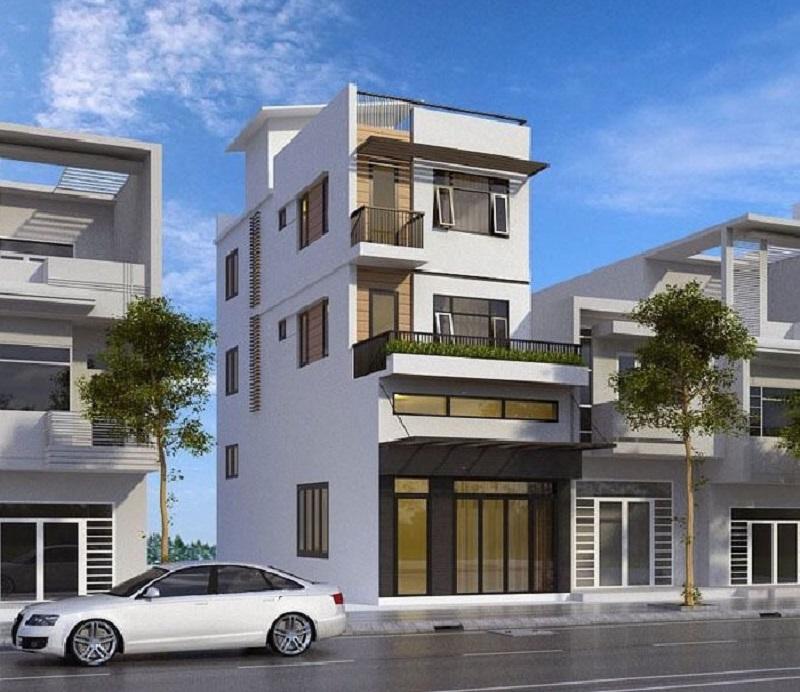 Chất liệu xây dựng gác cho nhà phố 3 tầng có gác lửng